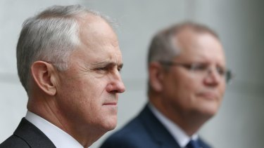 Prime Minister Malcolm Turnbull and Treasurer Scott Morrison are warning against talk of a recession.