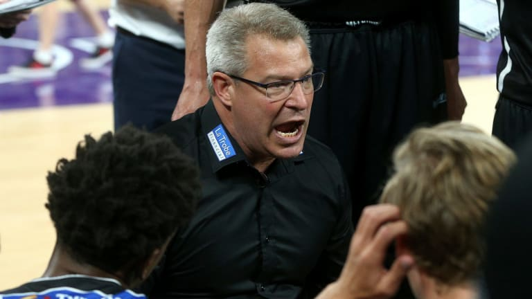 Melbourne coach Dean Vickerman demands higher levels of fitness.