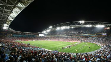 Security will be beefed up at ANZ Stadium for a Liverpool FC match on Wednesday.