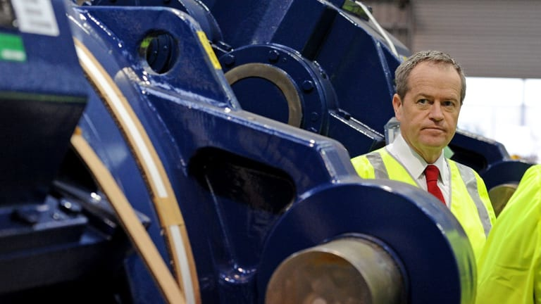 Federal Opposition Leader Bill Shorten plans to unveil a bold climate policy goal at the ALP's national party conference.