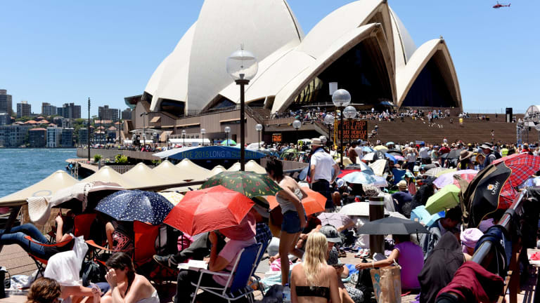 Sydney's population nears 5 million: The city grew by about 1600 people each week last financial year.