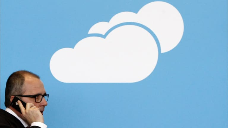 Australan businesses are increasingly taking to the cloud.