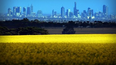 Victoria's economic activity is becoming increasingly monocentric, centred within 10 kilometres of Melbourne's city centre.