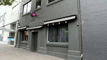 Adrian Bayley visited Kittens strip club.