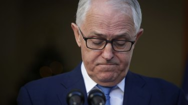 As soon as the banks wrote a letter to the government pleading for an inquiry, Malcolm Turnbull was announcing a royal commission.