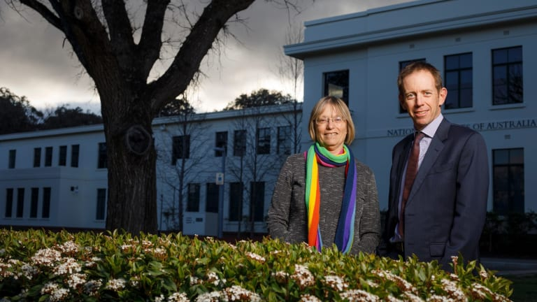 Caroline Le Couteur and Shane Rattenbury are putting a motion to the assembly next week to recognise the heritage value of the East-West Blocks.