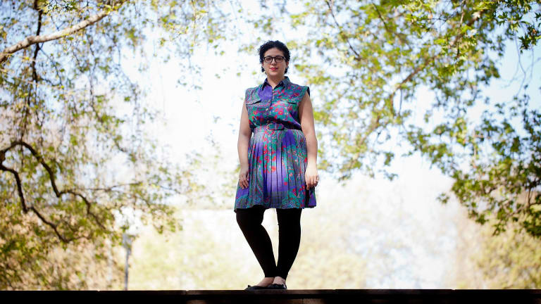 Roz Bellamy is part of the National Young Writers Festival taking place next weekend leading important discussions on the place of gay writers in the literary landscape.