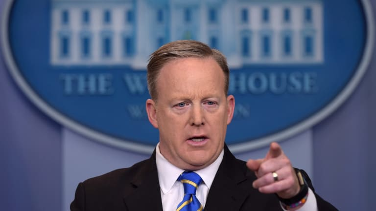 "White House press secretary Sean Spicer repeatedly mispronounced the Australian Prime Minister's name as ""Trunbull"" last week."