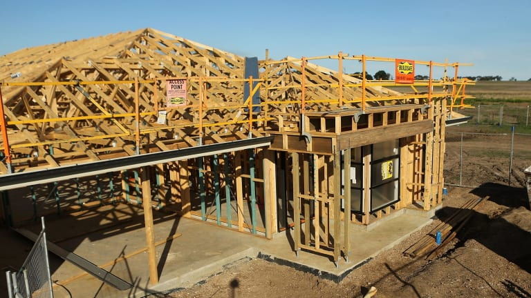 The construction industry is the star performer, averaging +21 over the past three months.