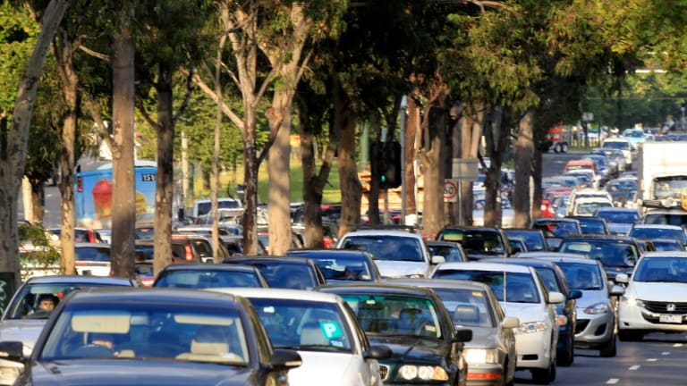 Perth's most congested road has been revealed as Reid Highway.