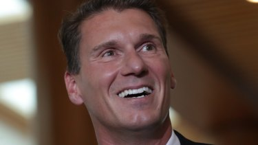 Senator Cory Bernardi's Australian Conservatives are set to contest the 2019 NSW election.