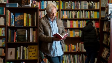 Read all about it: Mark Rubbo's Readings chain has seen off plenty of mass market competitors.