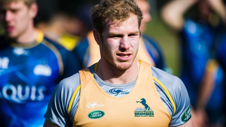 The prodigal son returns with David Pocock set to deliver the Brumbies another Australian title.
