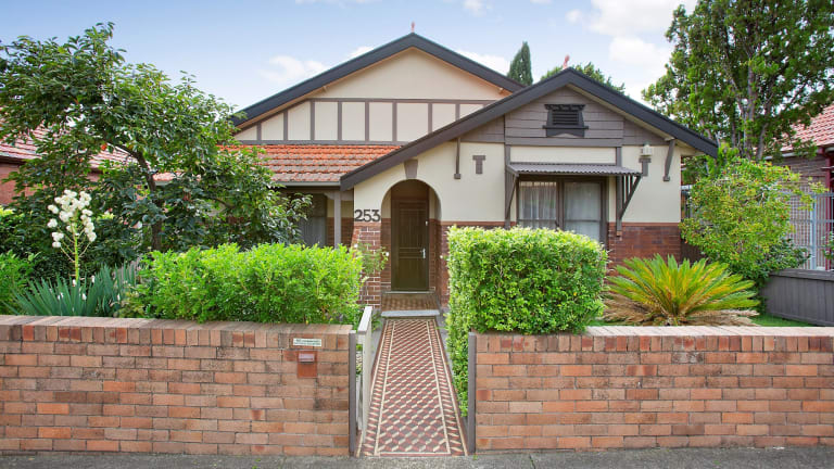 This house on Ramsay Street, a three bedroom bungalow, sold for $1.67 million.