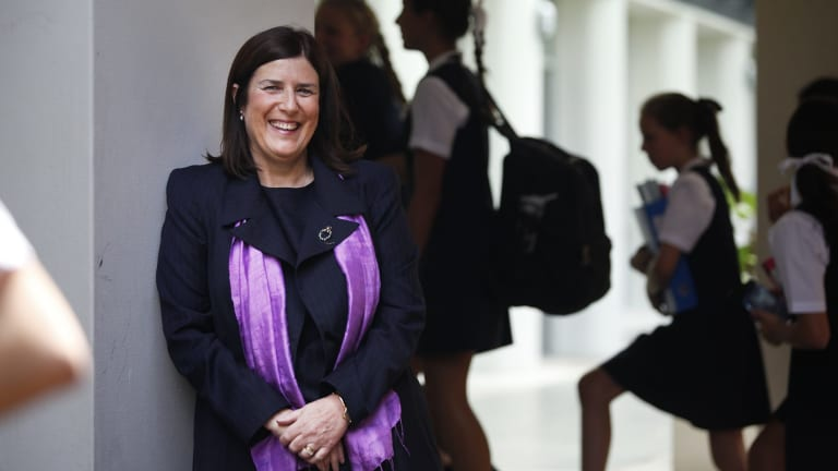 Jenny Allum, principal of SCEGGS Darlinghurst, warns the emphasis on Australia getting to the top of PISA rankings is damaging on education and our young people.