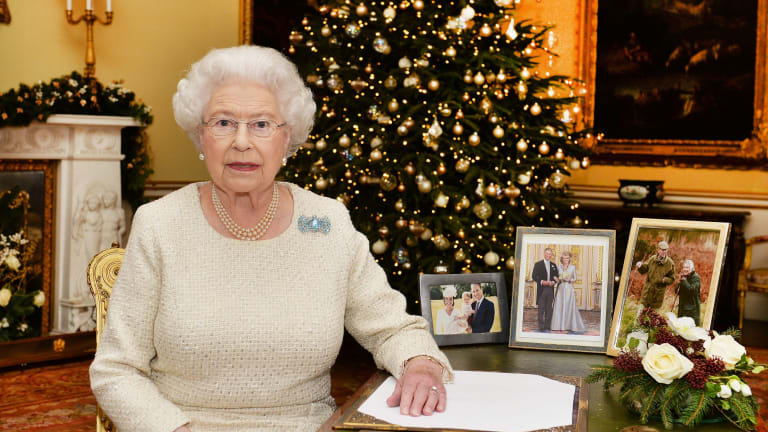 England's monarch can only appoint or remove the Australian Governor-General, not take their place.