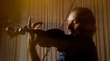The program offered a rare chance to hear Richard Tognetti play Schumann.