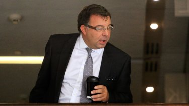 Michael Photios and other Liberal lobbyists have been asked to quit the party's state council