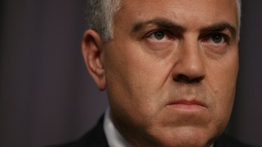 Treasurer Joe Hockey has warned of further job losses next year.