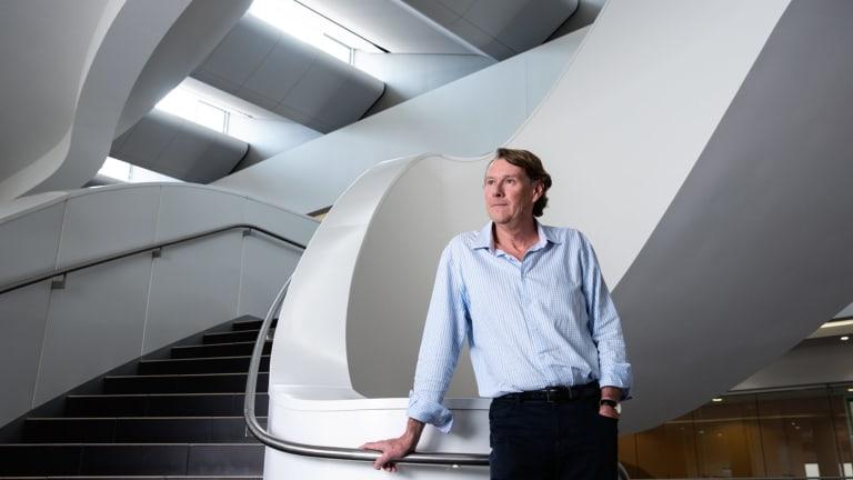Professor Stephen Simpson, Academic Director of the Charles Perkins Centre.