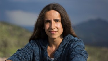 Xiuhtezcatl Martinez is one of a group of teenagers suing the US government to force on climate change.