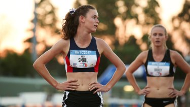 Keely Small has set her sights on the Commonwealth Games.