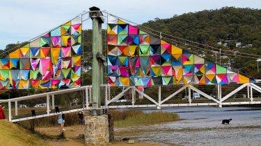 Georgina Humphries' Tents.to.sea.
