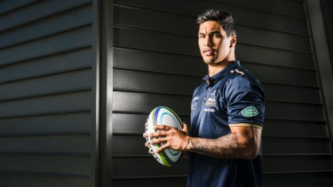 Winger Chance Peni has been recruited to bolster the Brumbies attack options.