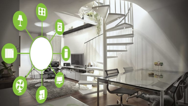"The day is coming when our homes will be packed with ""smart"" devices and appliances."