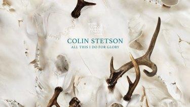 Colin Stetson, album cover.