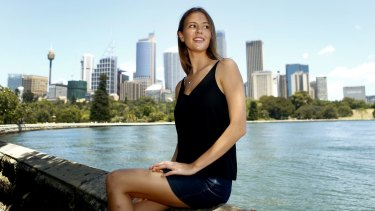 Joining the discipline: UNSW student Gemma Eagle wants to help plan a growing Sydney.