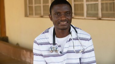Martin Salia, a doctor from Sierra Leone, has died of Ebola in the US.