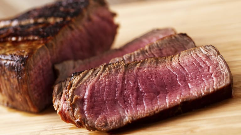 Not eating red meat won't save the planet