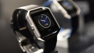 The new Fitbit smartwatch will be a step up from the fitness-focused Blaze.