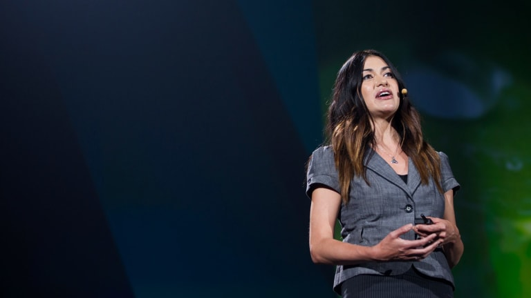 Leilani Munter was a speaker at C2 Montreal in 2015.