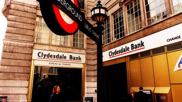Costs from providing customer redress have been a persistent drag on profits from NAB's Scottish-based Clydesdale Bank in recent years.
