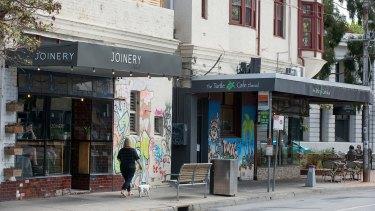 A scene from Elwood, inner-Melbourne.