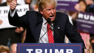 Before becoming president, Donald Trump lied and boasted to assuage his ego.