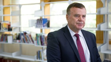 The school's business manager, Mohammed Berjaoui, has vowed to appeal the funding cut.
