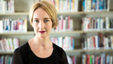 """""""I honestly don't know how I did it"""": Author Sarah Schmidt says of writing her successful debut novel."""
