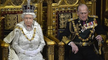 The Queen would have signed off on Prince Philip being made a Knight of the Order of Australia, under rules introduced by Prime Minister Tony Abbott last year.