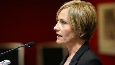 Samantha Lee, chair of Gun Control Australia.