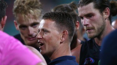 Parkin says Brendon Bolton is the right man for the top job at Carlton.