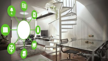 The smart house of the future will have its foundations built here in Australia.