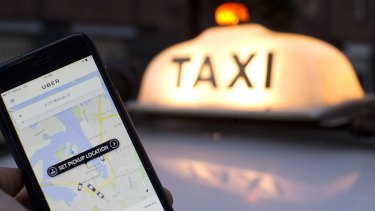 Uber has commissioned a review into the possible effects of compensating taxi owners.