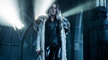 Kate Beckinsale stars in <i>Underworld: Blood Wars</i>.