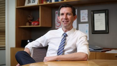 Education Minister Senator Simon Birmingham is committed to deregulating universities, it would find it politically difficult to re-regulate the vocational training sector.