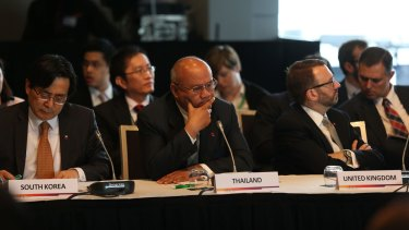 Delegates at Australia's Regional Summit to Counter Violent Extremism.