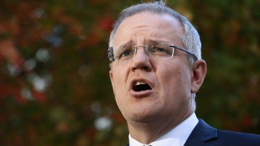 Treasurer Scott Morrison's first budget is ''cautious and competent''.