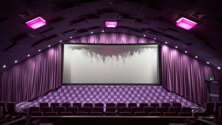 Almost 100 years after silent films first flickered on its screen, movies have returned to New Farm'™s historic cinema.